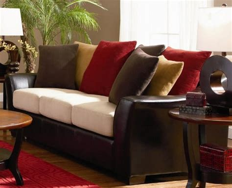 Brown Leather Sofa Cushions Cushions For Brown Leather Sofa Mjob