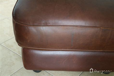 how to restore worn leather couch learn how to restore leather furniture designer trapped