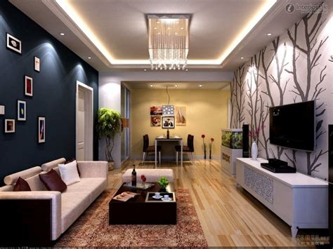 beautiful ceiling decor for living room interior design