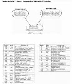 wiring diagram for honda accord stereo wiring honda free