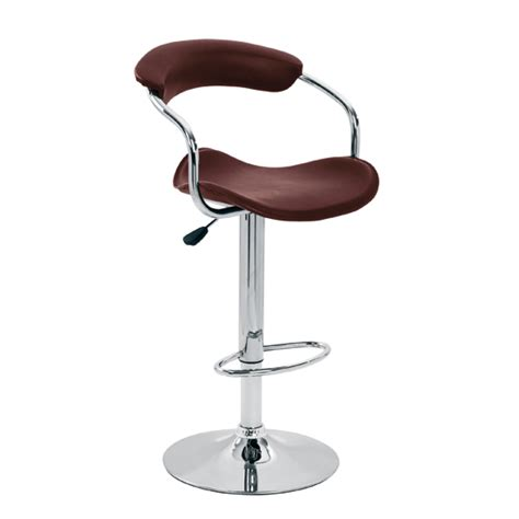 Chocolate Brown Bar Stools by Furniture In Fashion Buy Cheap E Deals C89