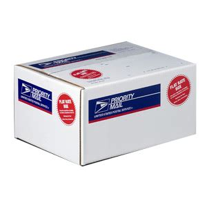 priority mail® flat rate box?   yahoo answers