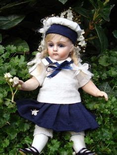 antique bisque dolls pre 1930 ebay 1000 images about antique doll sailor ship ahoy