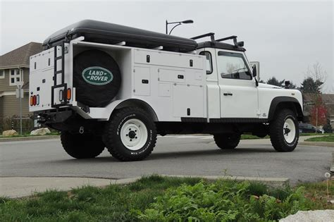land rover expedition vehicle home made bug out truck recoil offgrid
