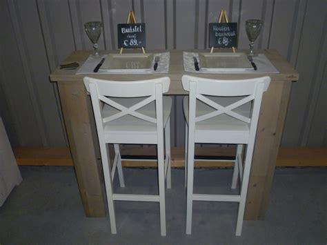 Ikea Tafel 4 Vakken by Perfect Elegant Bartafel Basic With Bar Tafel With