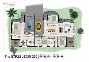 Floor Plans For Narrow Lots industry leaders in dual occupancy homes and designs