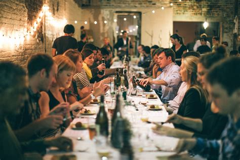 restaurant for christmas party new york city dining clubs are the new dinner observer
