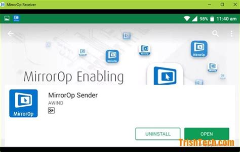 android screen mirroring to pc mirror android screen to pc wifi using mirrorop