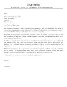 Cover Letter For All by Cover Letter Cover Letters Sles Free Basic Resume