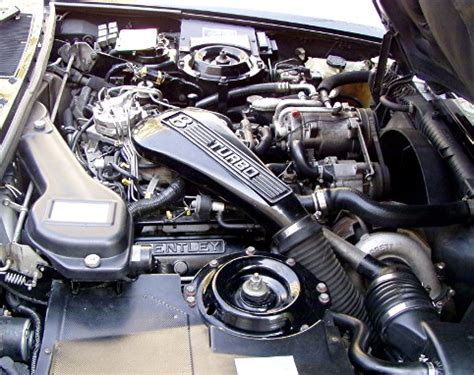 how does a cars engine work 2006 bentley continental gt parking system tamerlane s thoughts the bentley turbo r the big fast saloon