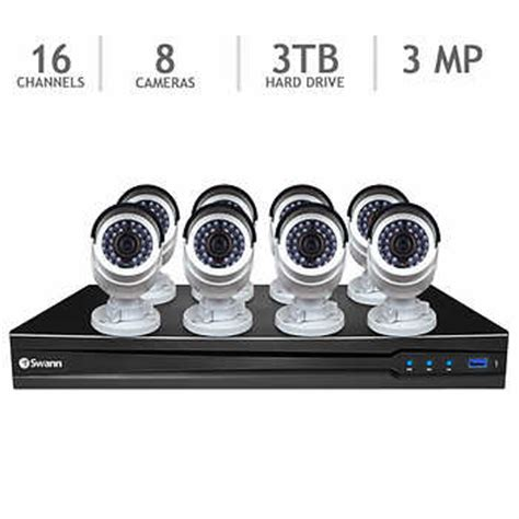swann surveillance & security systems | costco