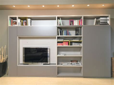 canapé nicoletti libreria tv deca mobili benevento