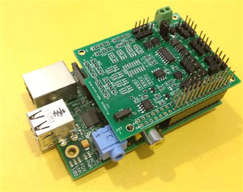 i2c protection diode rs pi i2c 1 wire 9 channel 9 with rtc board for raspberry pi ebay
