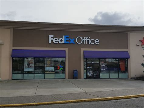 Fed Office by Fedex Office Print Ship Center Federal Way Wa