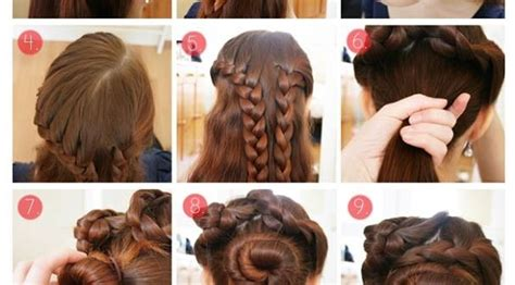 braiding thick hair braided hairstyle for thick hair alldaychic