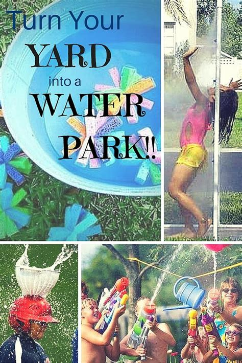 how to turn your backyard into a beach 25 beautiful water park tips ideas on pinterest disney