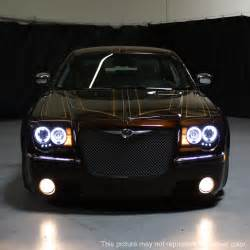 Lights For Chrysler 300 Hid Xenon 05 10 Chrysler 300c Eye Halo Led