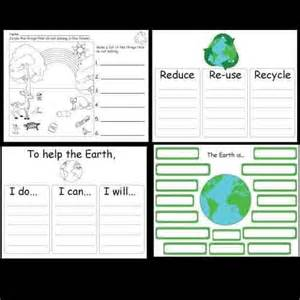 the gallery for gt earth day worksheets kindergarten