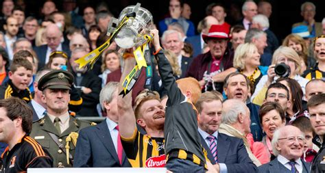 Richie And Mccarthy by Gaa End Of The Road For Kilkenny Warrior Richie Power
