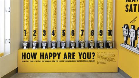 Creative Design Ideas by The Happy Show Sagmeister Amp Walsh