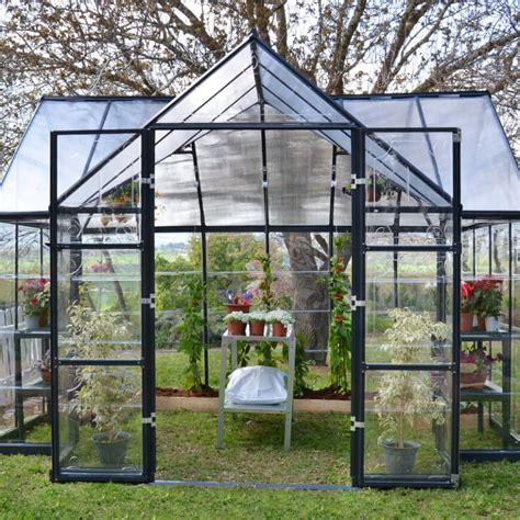 backyard greenhouse kit 23 wonderful backyard greenhouse ideas