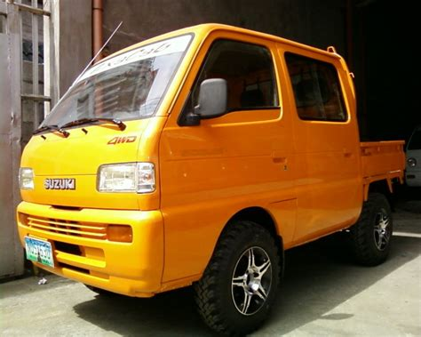 Suzuki Scrum Suzuki Multicab Exacab By Exarich Commercial Tel 02 782 9924