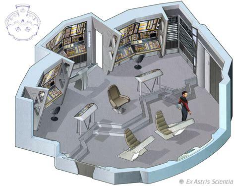 How To Read Dimensions On A Floor Plan file miranda class bridge refit jpg 118wiki