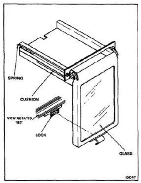 Repair Of Caution Panel Nvg Filter