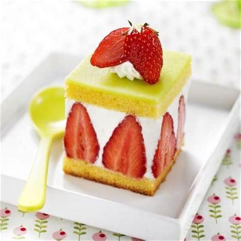 Ker 300g recette fraisier de quatre quarts 750g