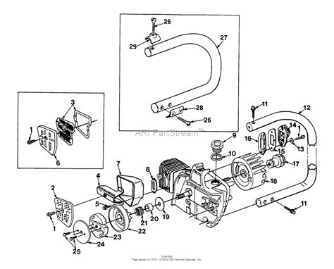 chainsaw ignition coil wiring diagram 37 wiring diagram