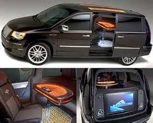 Chrysler Minivan Accessories Car Magazine