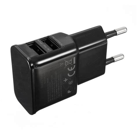 Fdt Charger 3 Port 3 Ere k 246 p 2 dubbla usb portar charger adapter europeisk laddare f 246 r iphone smartphone bazaargadgets