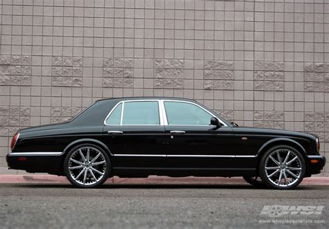 bentley arnage wheels 2005 bentley arnage with 22 quot gianelle spidero 5 in chrome