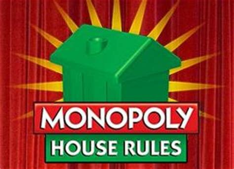 monopoly house rules monopoly house rules to gain official recognition purple pawn