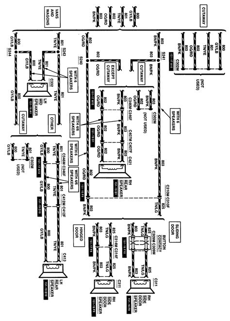 Looking for the original wiring diagram for the radio