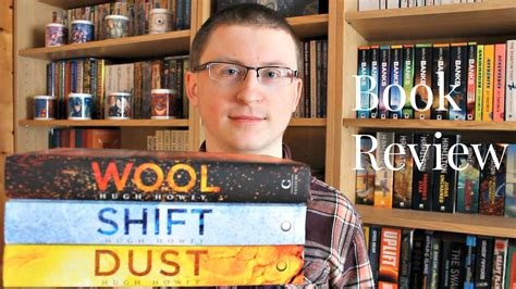 Silo Trilogy Wool Hugh Howey book review the silo trilogy by hugh howey