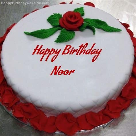 download happy birthday noor mp3 red rose birthday cake for noor