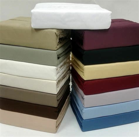 Size Bed Sheets by New Colors Xl Size Bedding Items 1000 Tc 100
