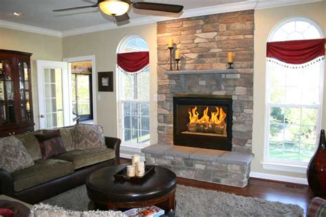 Cost Of New Fireplace by Agape Construction Company Fireplaces