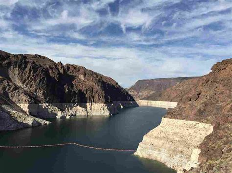Lagie Mede as lake mead levels drop the west braces for bigger drought impact npr