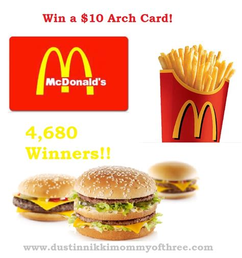 Instant Win Mcdonalds - my coke rewards 10 holiday mcdonald s instant win game no points required to play