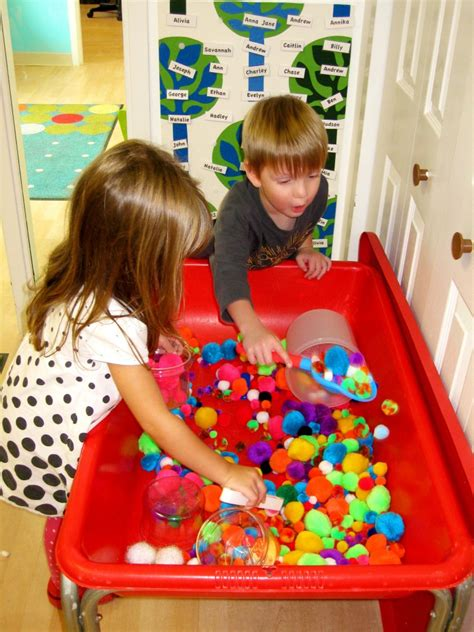 sensory table ideas for toddlers creative tots preschool