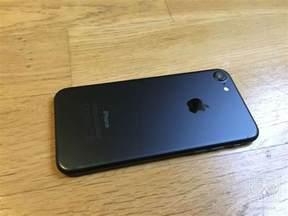 matted photos nos photos de l iphone 7 noir mat