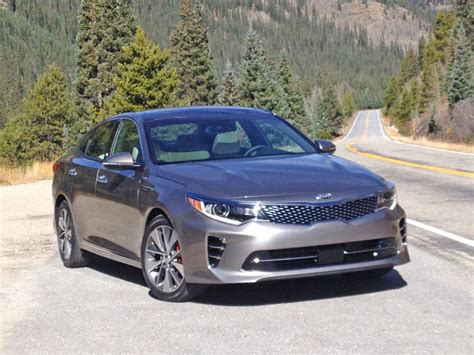 Kia Optima New Model 2016 Kia Optima New Model Stays The Course On Styling