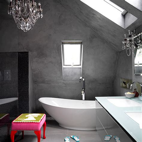 unconventional bathroom themes grey bathroom ideas to inspire you ideal home