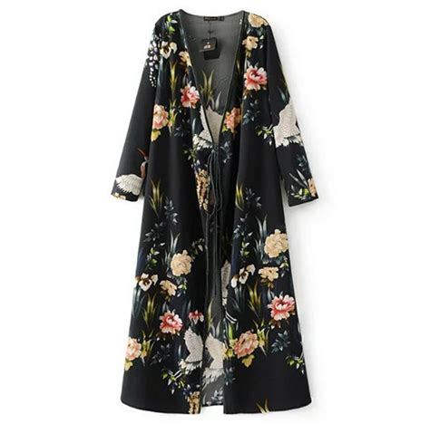 pattern for long kimono online buy wholesale kimono dress patterns from china