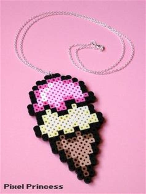 How Do U Make A Cone Out Of Paper - 1000 images about perler on perler