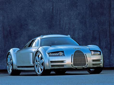 Audi Rosemeyer Concept by Concept Cars Audi Rosemeyer Placervial