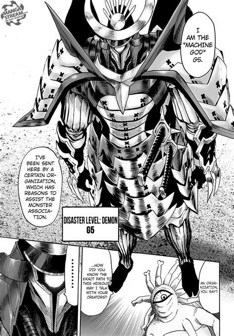Onepunch-Man Chapter 86 - One Punch Man Manga Online
