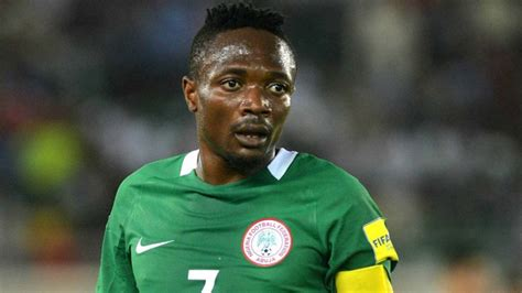is ahmed musa still indispensable to the eagles